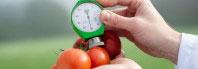 control de tomates