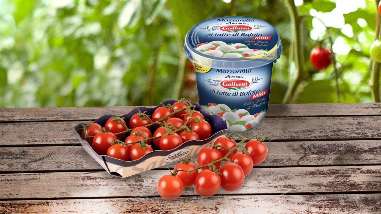 SanLucar teams up with mozzarella brand at German retailers