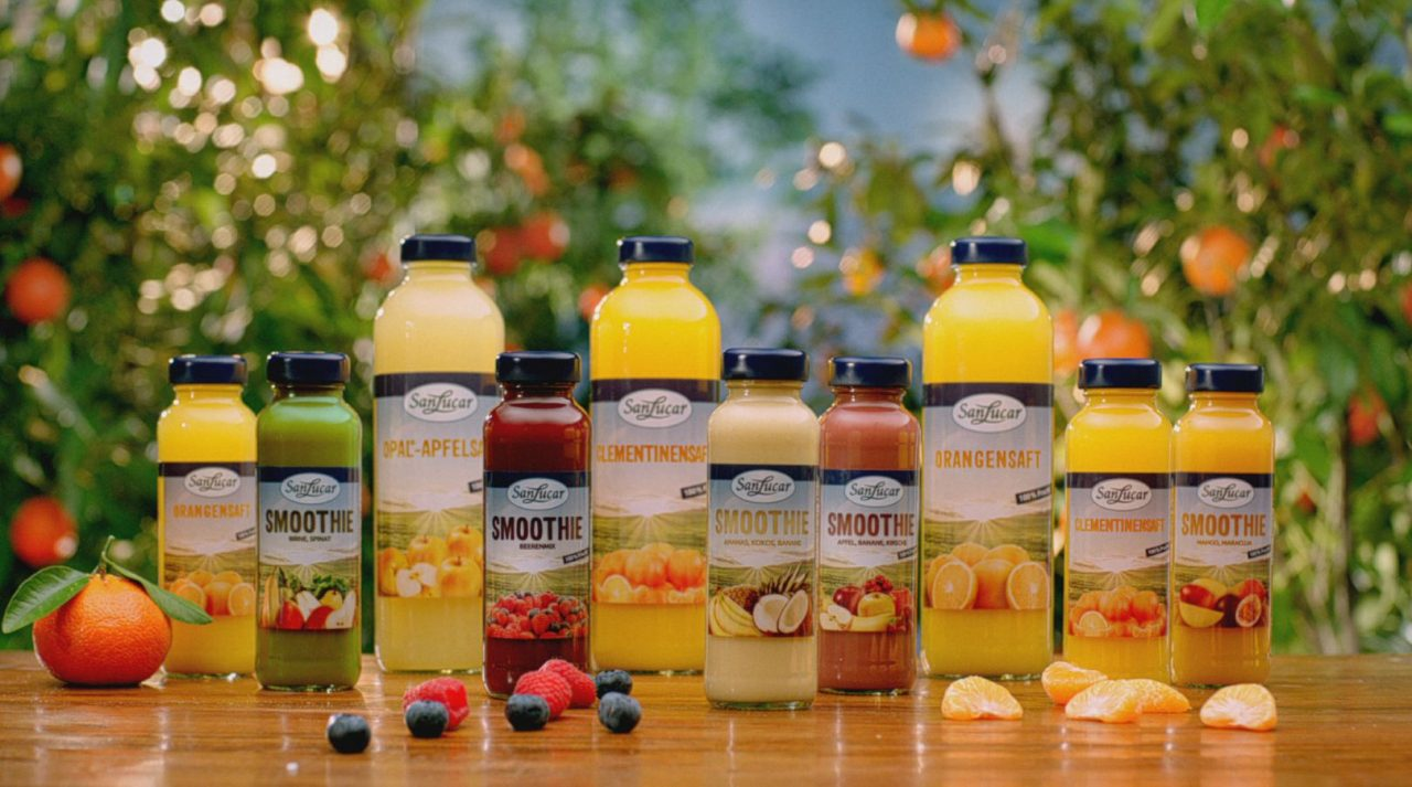 SanLucar presents its new smoothies at Fruit Attraction 2016