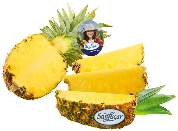 Süße Tropenkönigin