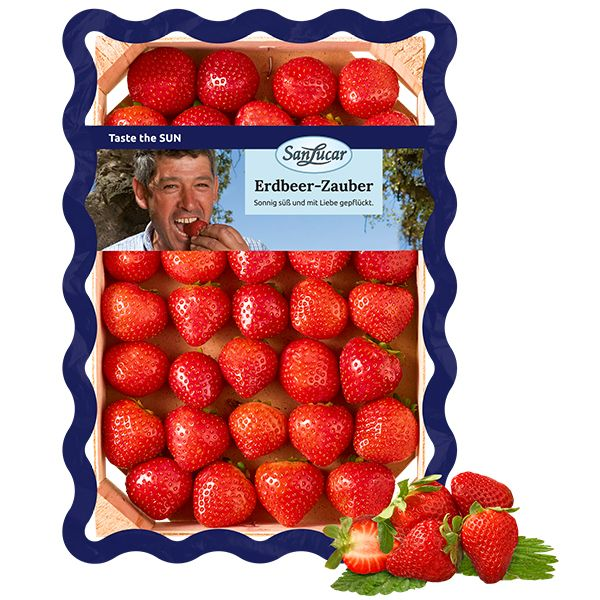 Erdbeer-Zauber