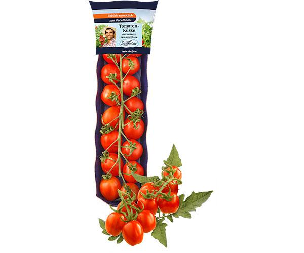Tomaten-Küsse