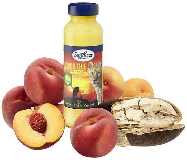 Marille + Pfirsich + Baobab