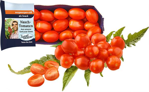 Nasch-Tomaten