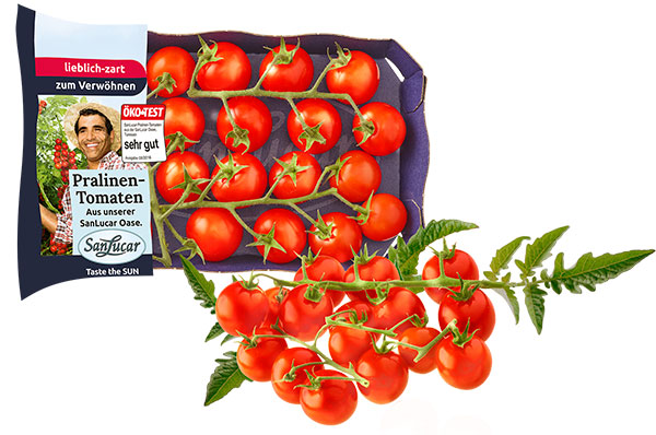 Pralinen-Tomaten