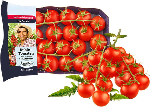 Rubin-Tomaten