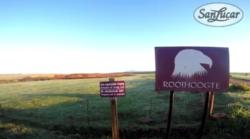Rundflug über unsere Zitrusfelder in Rooihoogte Südafrika