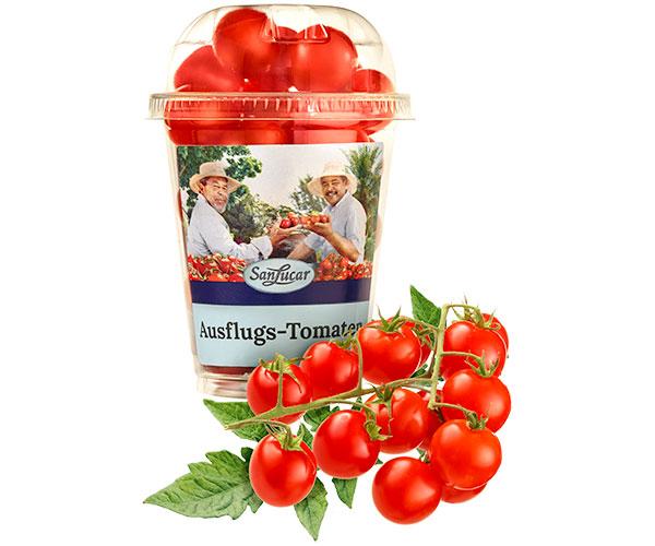 Ausflugs-Tomaten