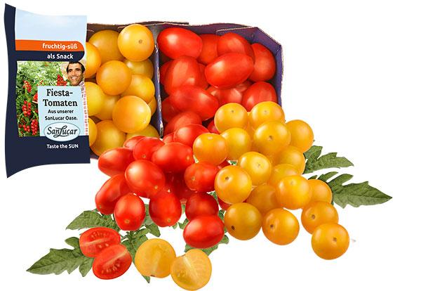 Fiesta-Tomaten