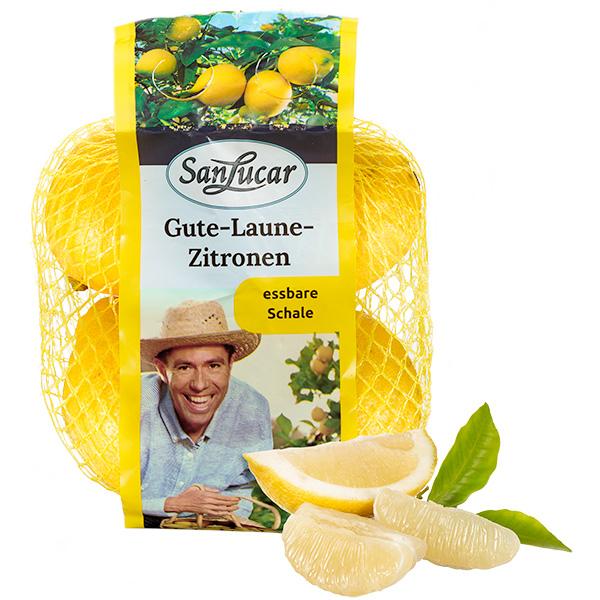 Gute-Laune-Zitronen