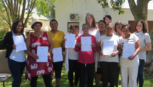 "SanLucar Academy Sudáfrica: nuestros inteligentes ""Amazing Brainz"""