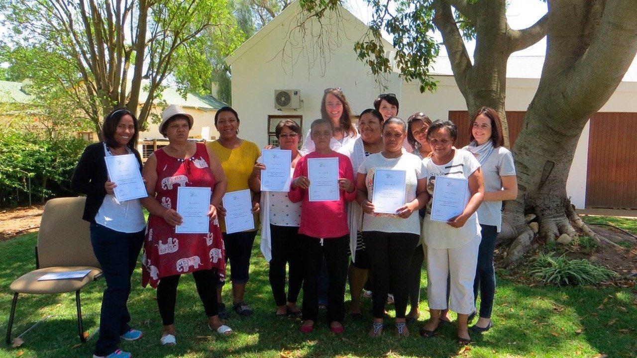 Die SanLucar Academy Südafrika