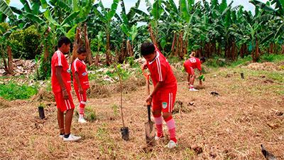 Umwelt-Workshop Ecuador