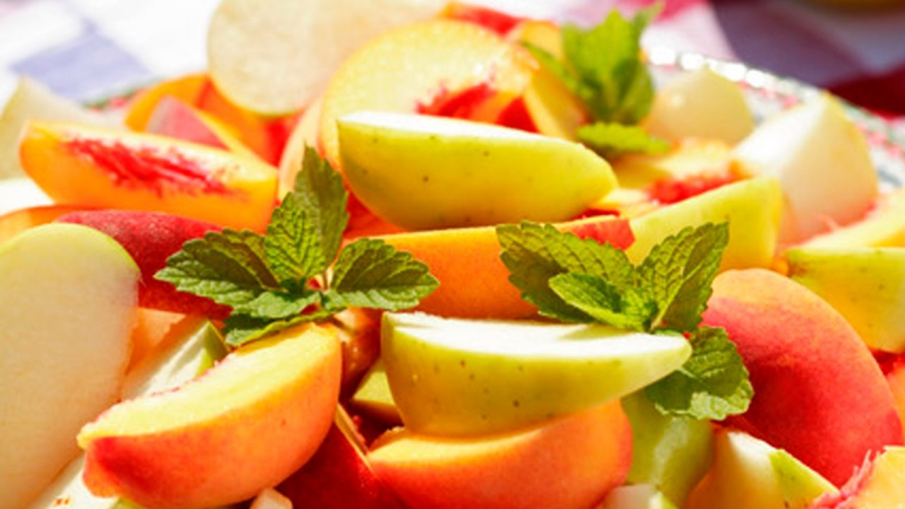 3 REASONS FRUIT AND VEGETABLES ARE HEALTHY