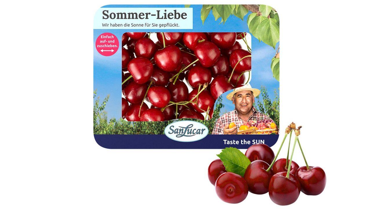 SanLucar bringt seine neue Verpackung für XL Früchte auf den Markt