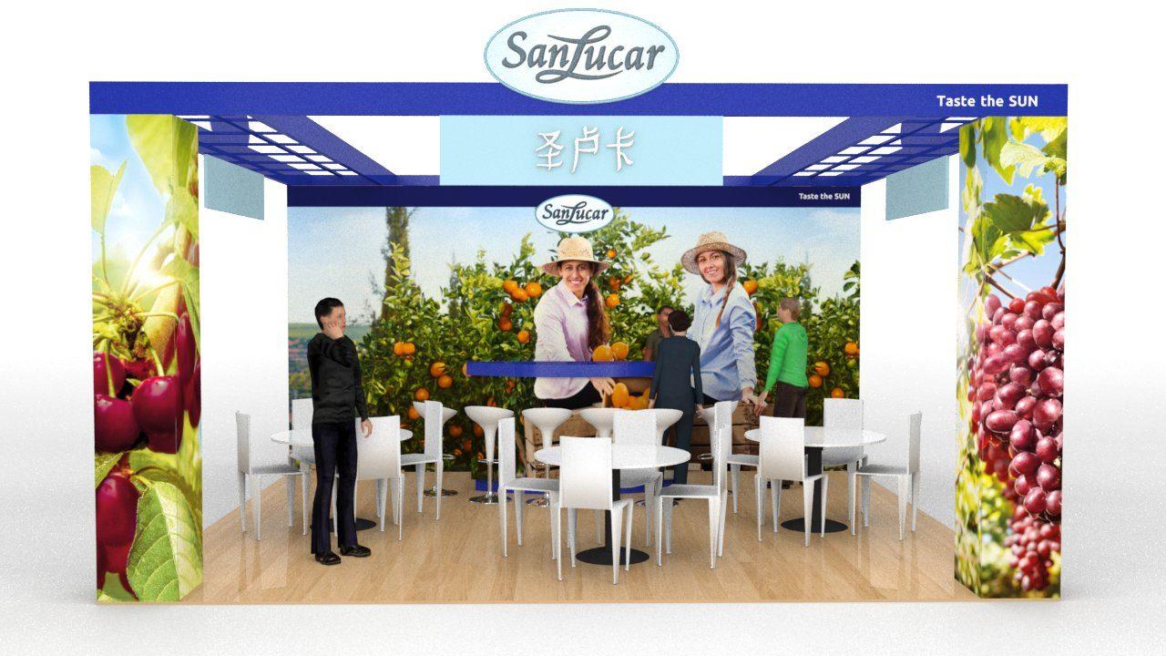 SanLucar: Mit neuem Messekonzept auf der Asia Fruit Logistica 2017