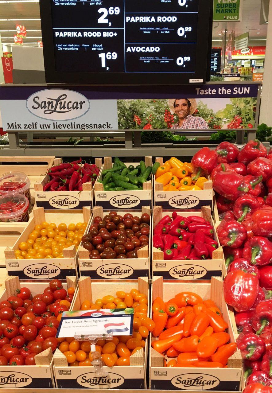SanLucar spricht über die Digitalisierung im Obst- und Gemüsesektor