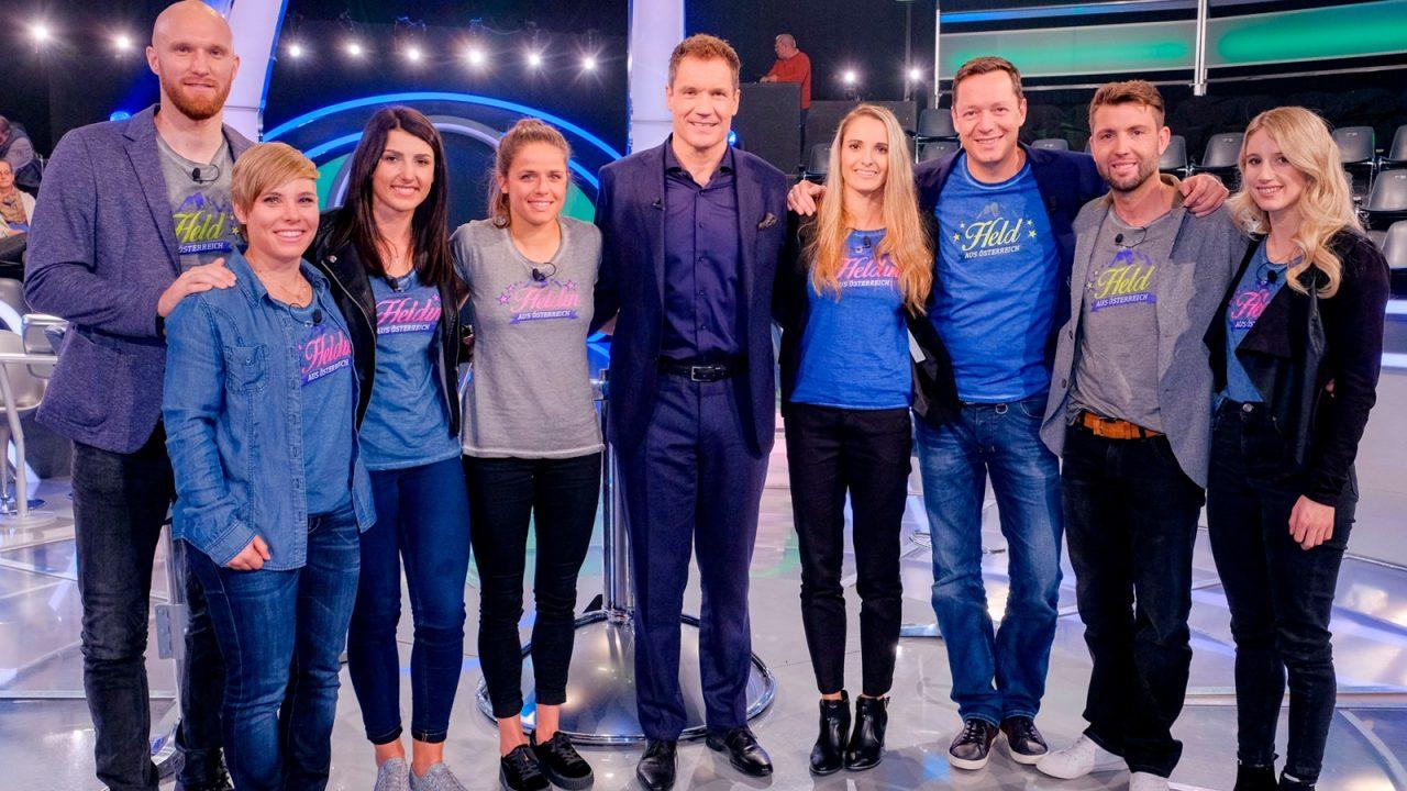 SanLucar und die ORF Promi Millionen Show