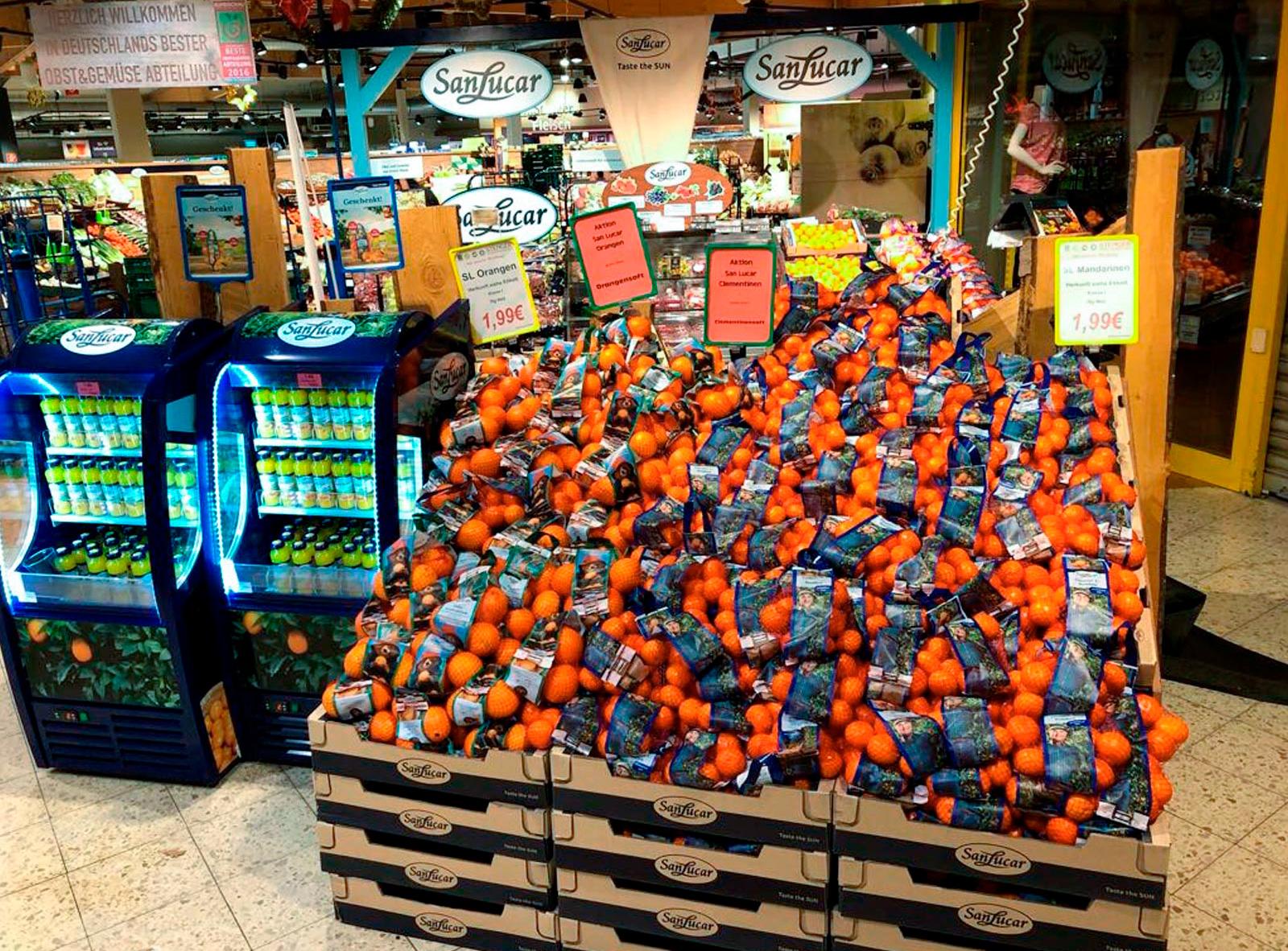 Früchte-Glück zum Sammeln