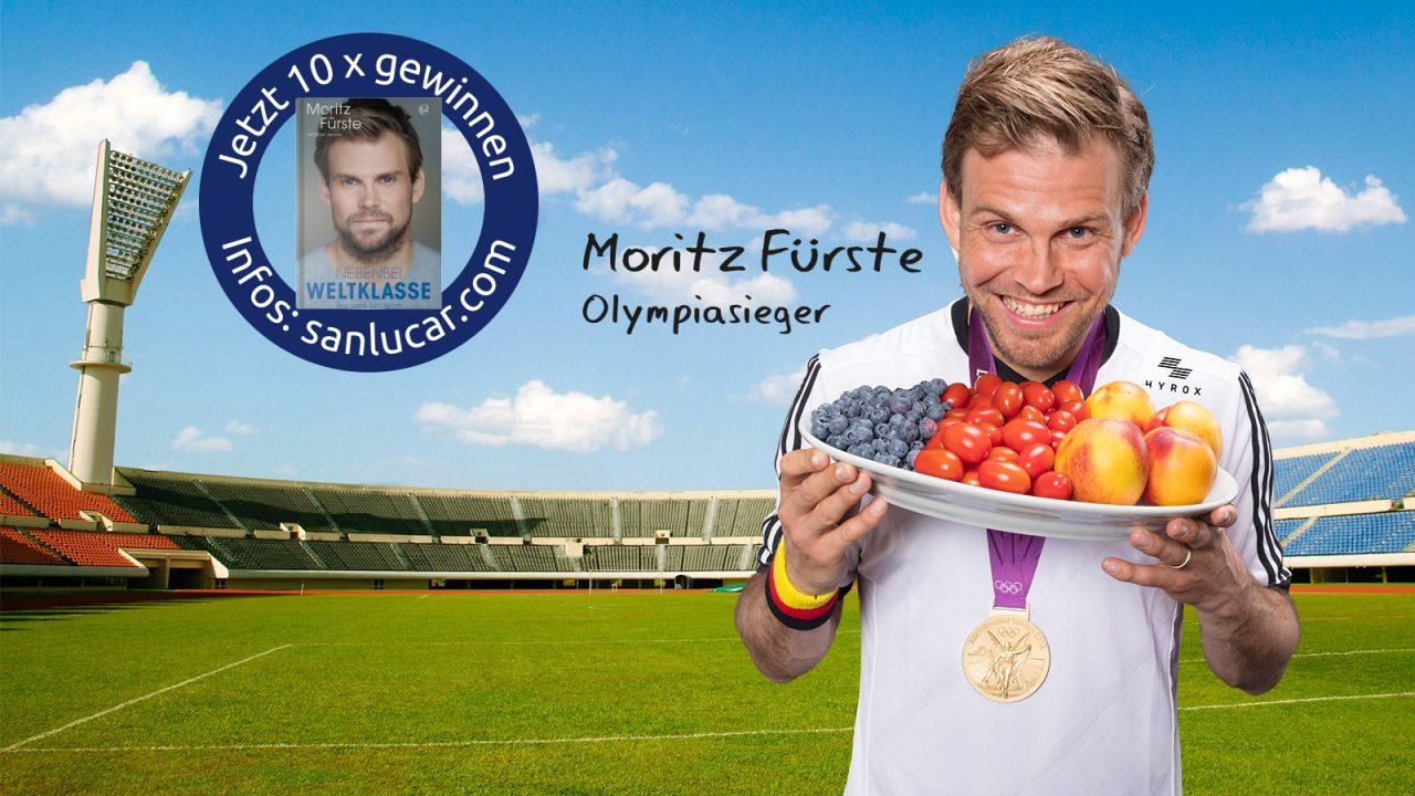 Moritz Fürste schmeckt SanLucars Fruchtvielfalt