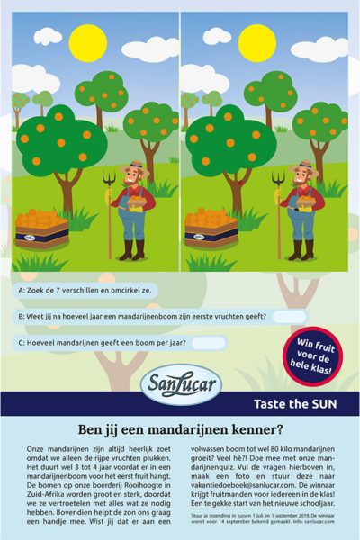 Sanlucar.Com Gewinnspiel