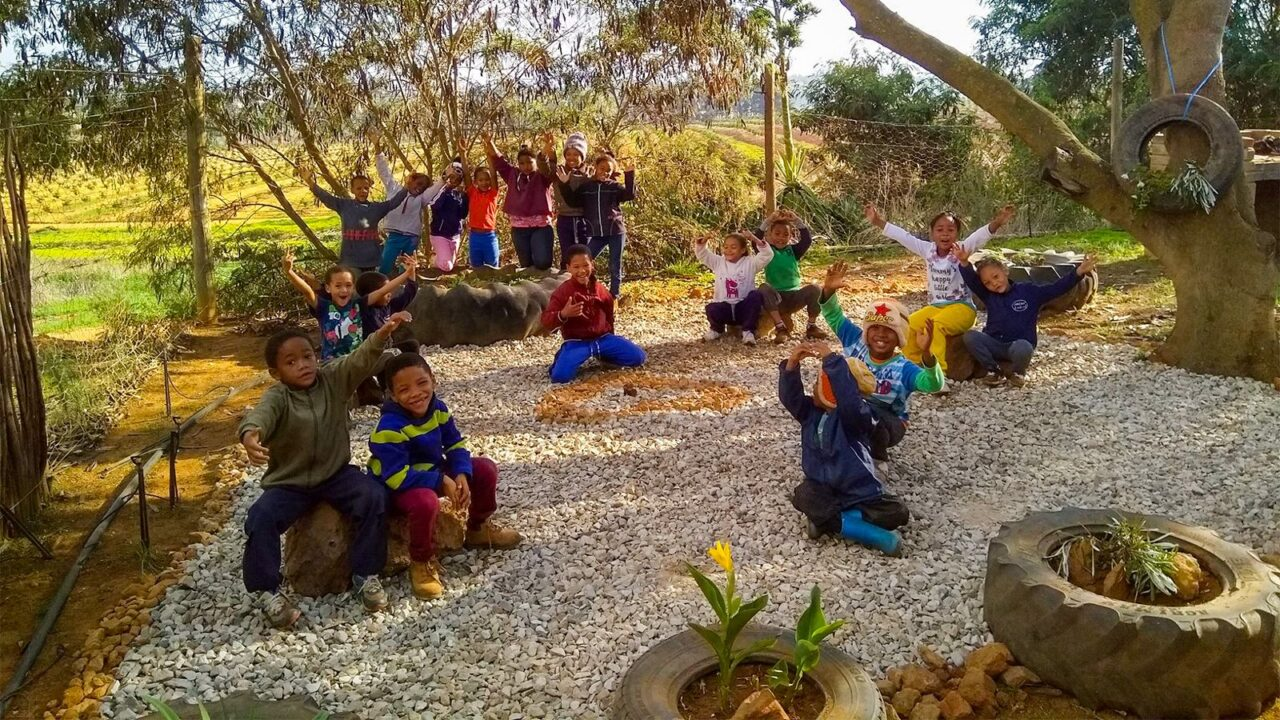 The best kindergarten? Nature!