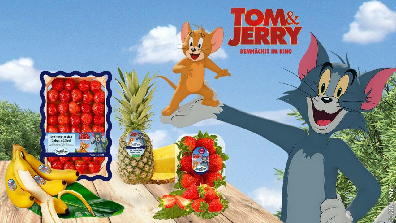 ¡Spanien olé! Mit Tom und Jerry eine Reise gewinnen