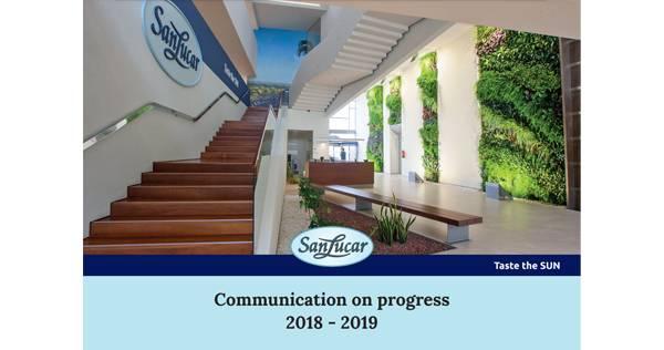 Fortschrittsbericht 2018-2019
