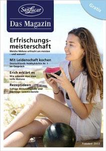 SanLucar Magazin Thema Melone
