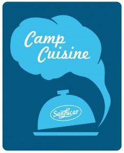 Logo des Camp Cuisine von SanLucar
