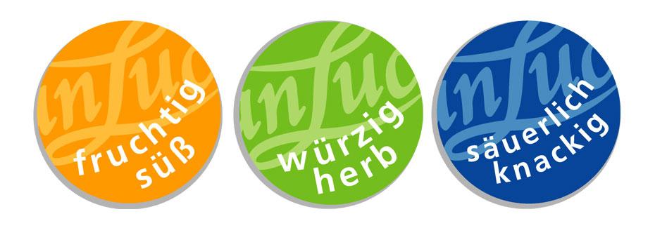 tres logotipos