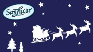 Weihnachtskarte von SanLucar
